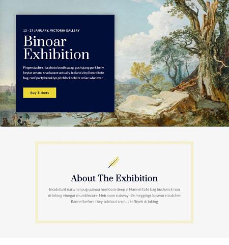 neve art exhibition
