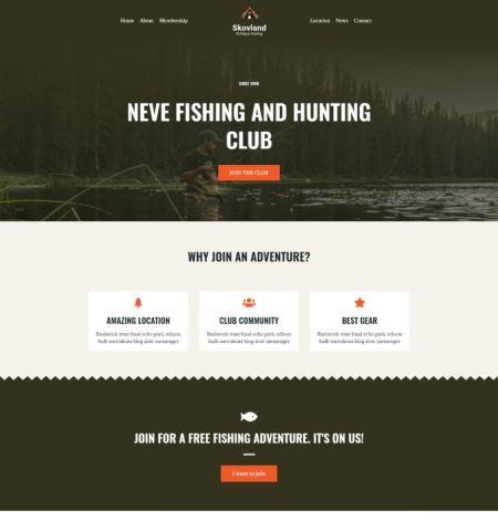 Neve Fishing Hunting Club