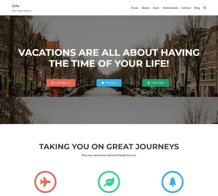 Neve Travel Agency