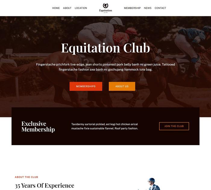 Neve Equitation