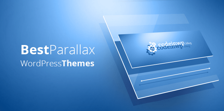 Best Parallax WordPress Themes for 2020