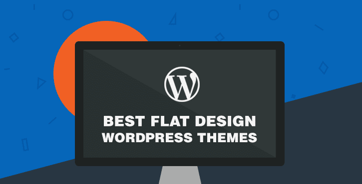 Best Flat Design WordPress Themes