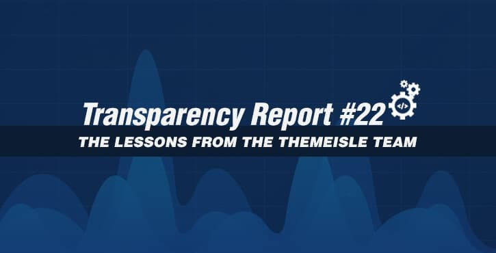 transparency report 22