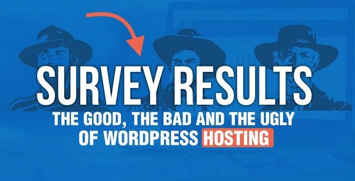 WordPress Hosting Survey