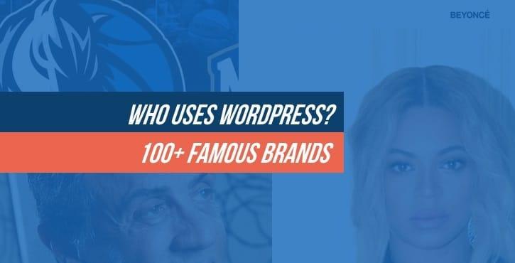 Who Uses WordPress
