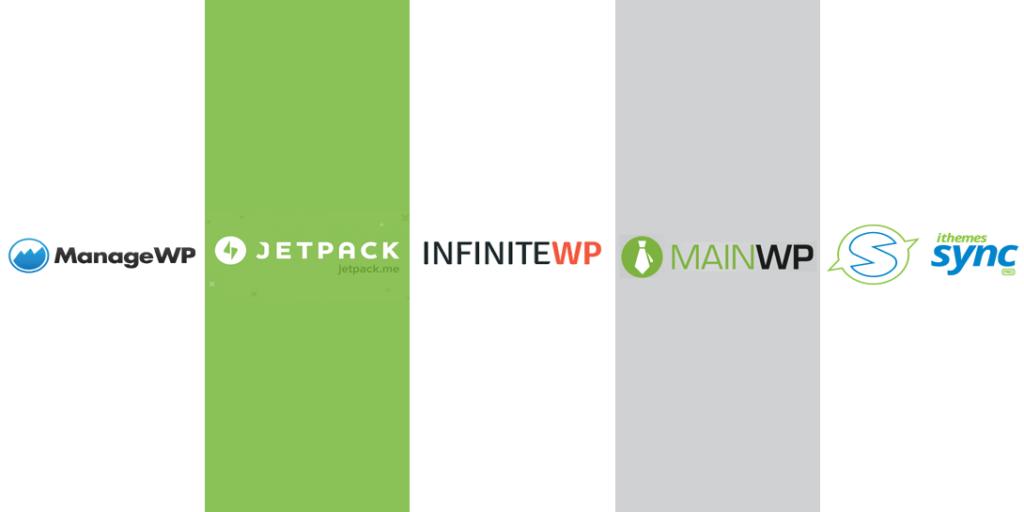 ManageWP vs Jetpack Manage vs InfiniteWP vs MainWP vs iThemes Sync