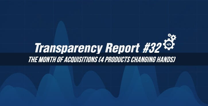 Transparency Report 32