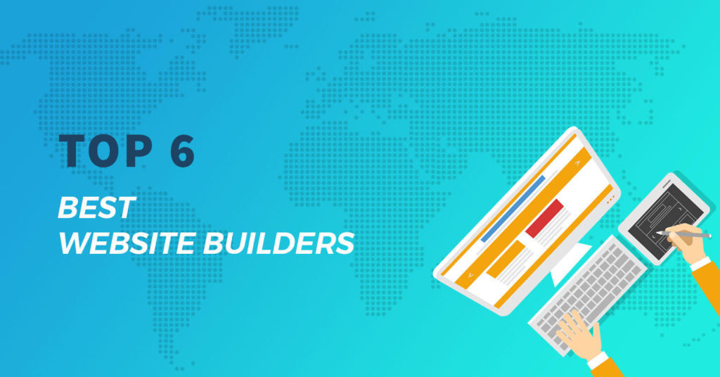 6 best website builders