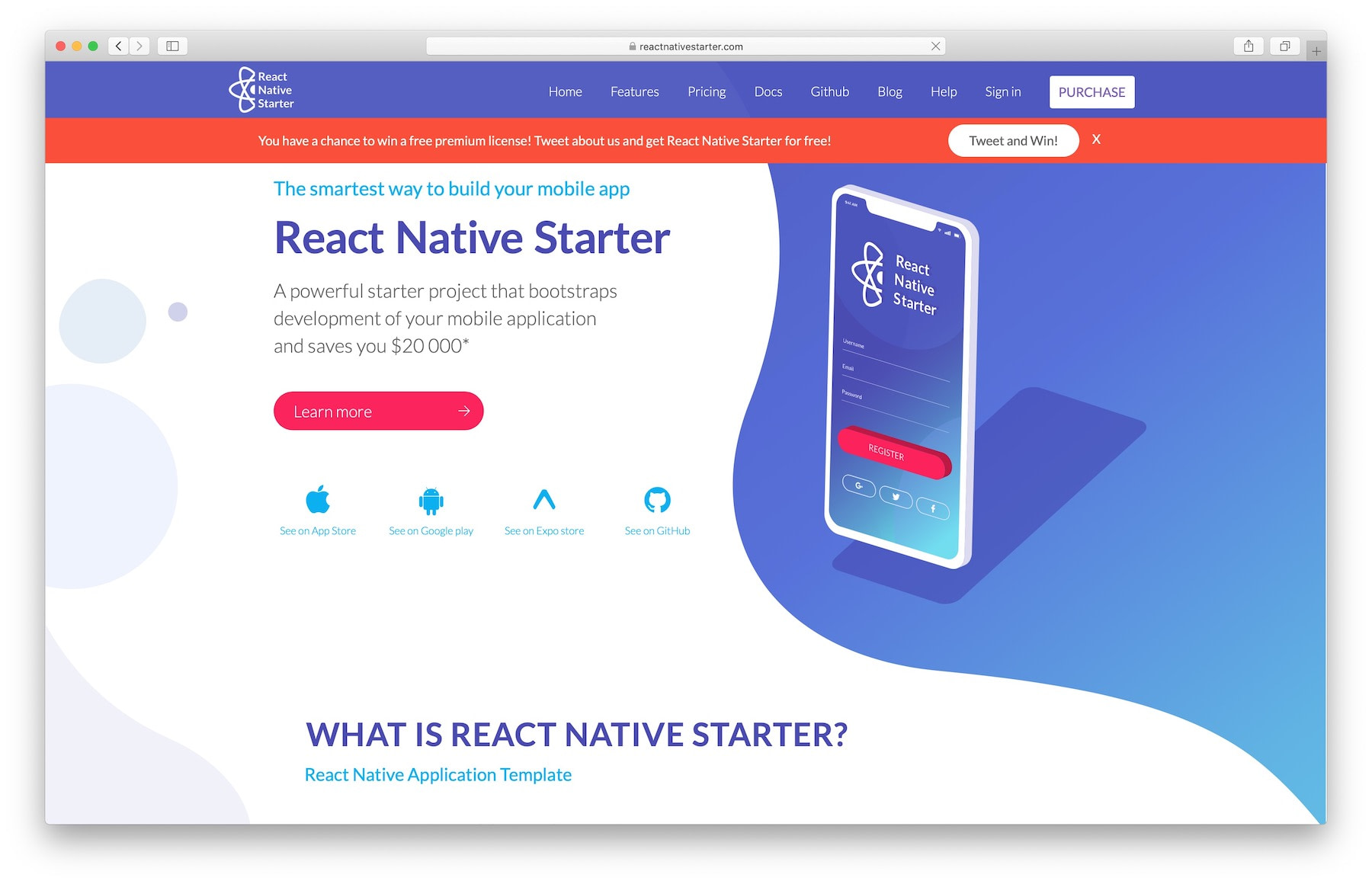 React Native Starter