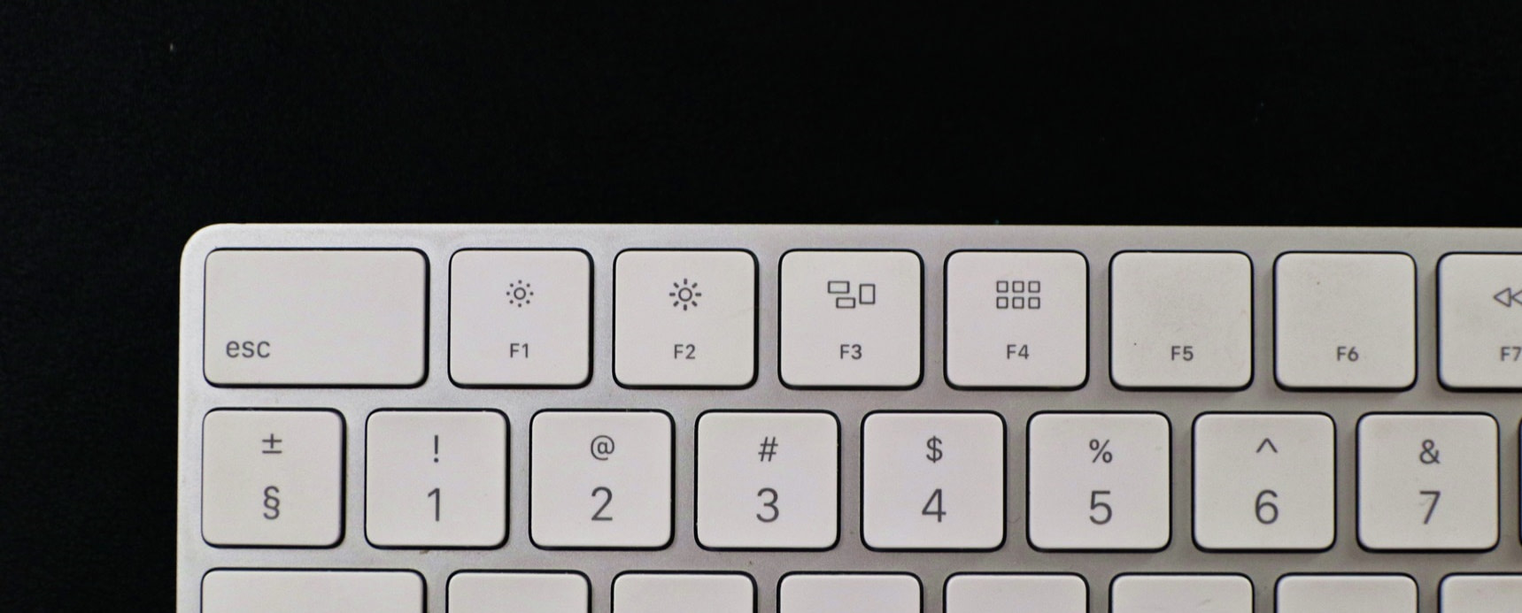 mac control keys
