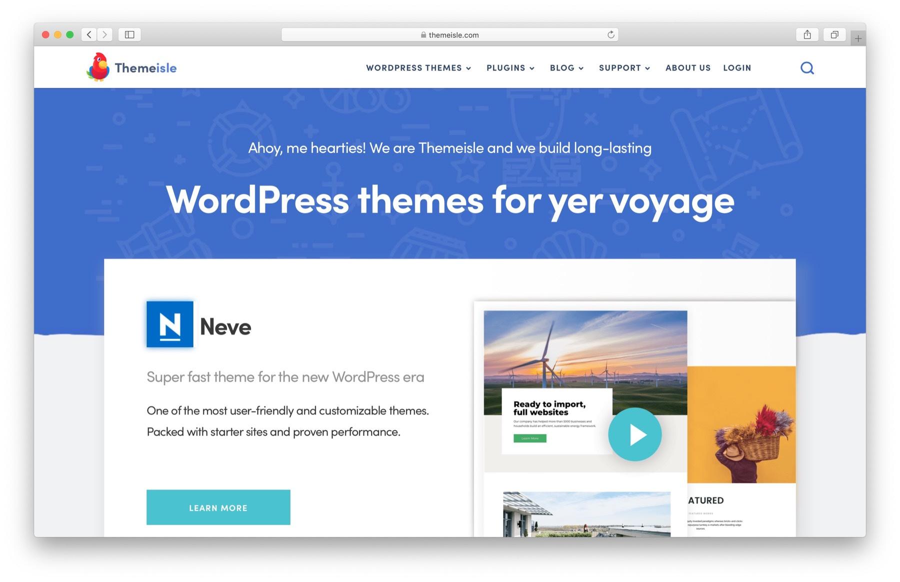 WordPress Black Friday 2019: ThemeIsle