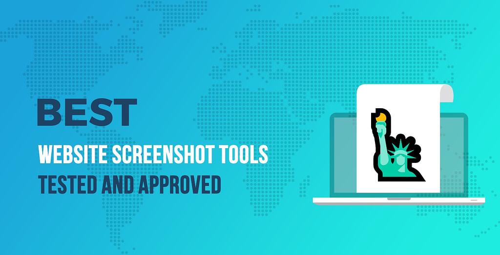 Best Website Screenshot Tools