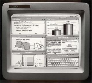 Xerox workstations