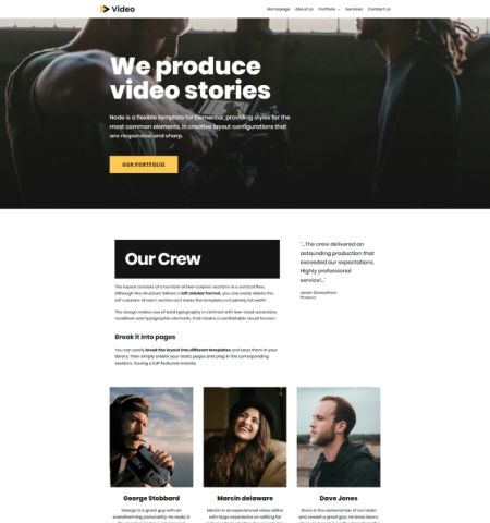 video agency
