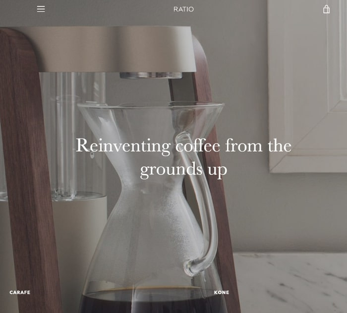Best Free Shopify Themes: Narrative