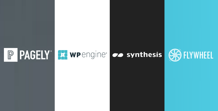 WP Engine vs Pagely vs Synthesis vs Flywheel