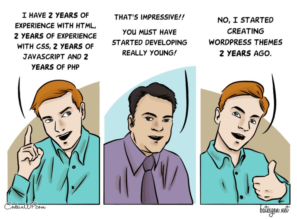 WordPress experience - Best Tech Comics of 2020