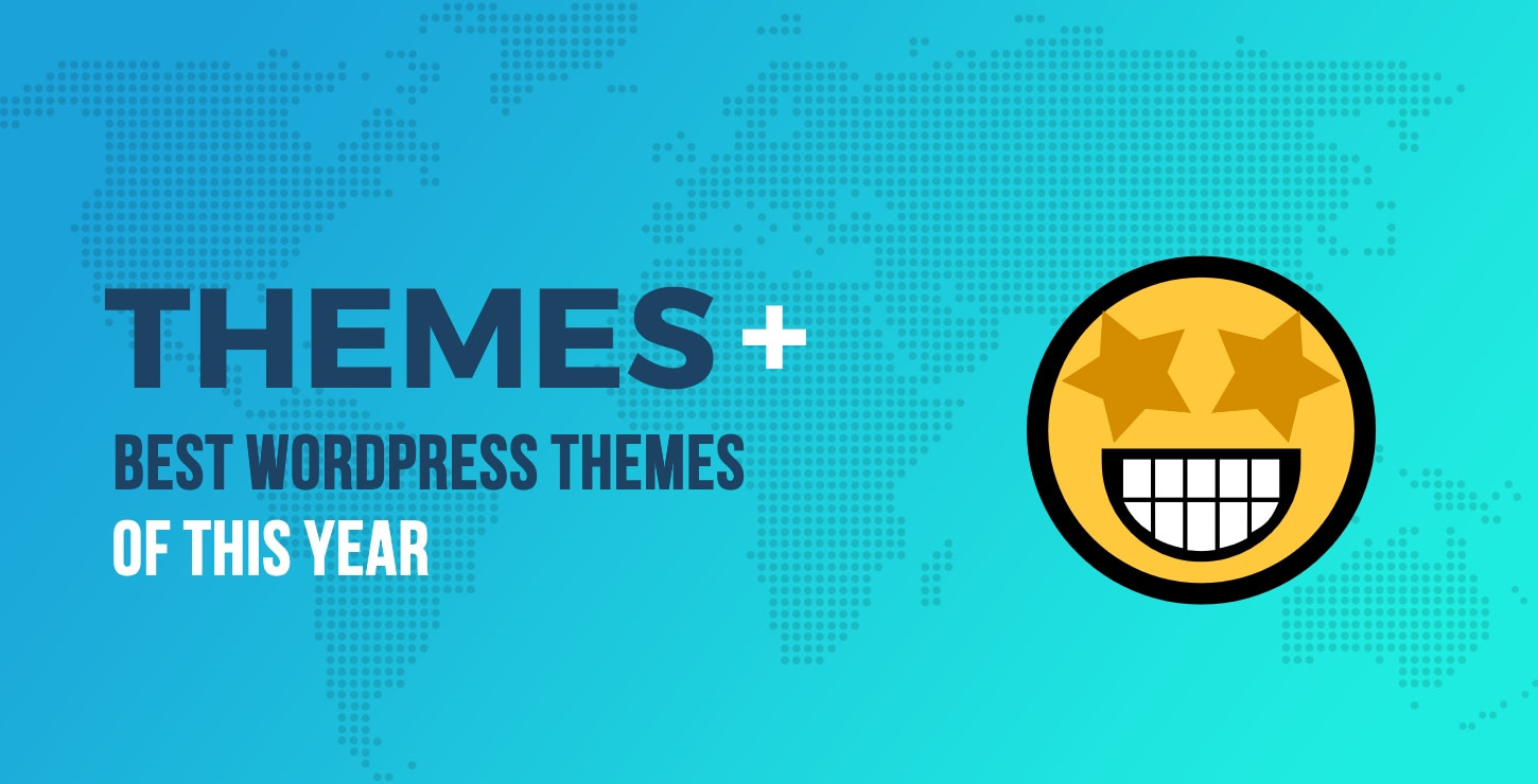 20 Best Wordpress Themes Of 2020 Responsive And Beautiful
