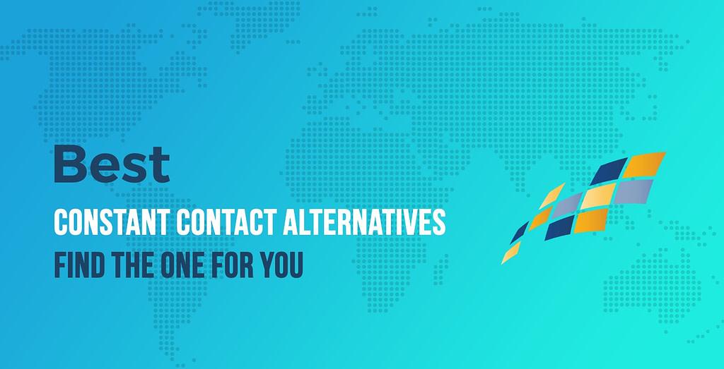 Constant Contact Alternatives