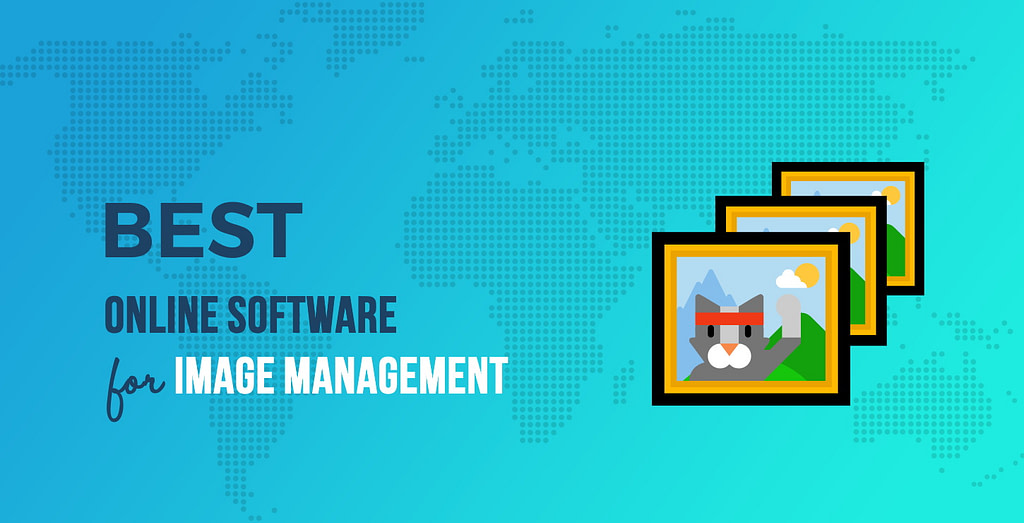 Online Image Management Software