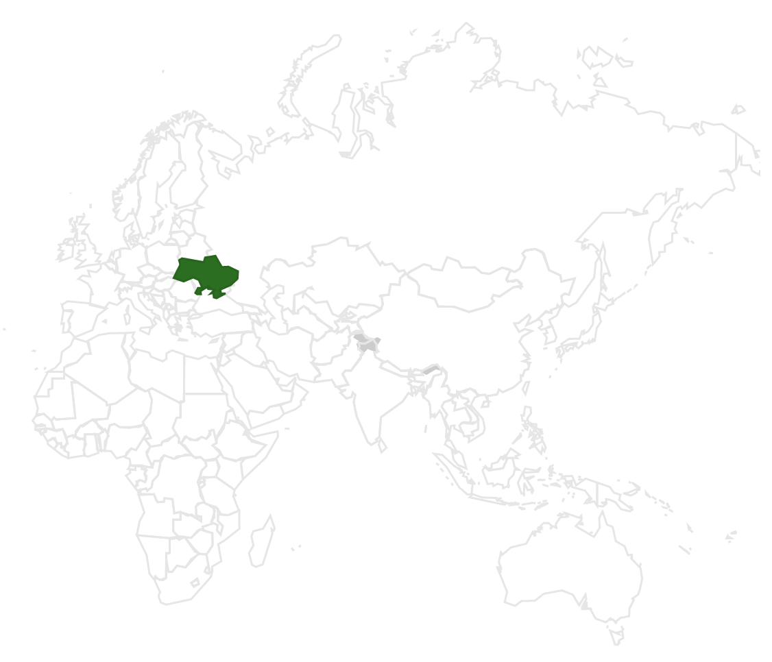 Best Countries to Outsource Software Development: #2 Ukraine