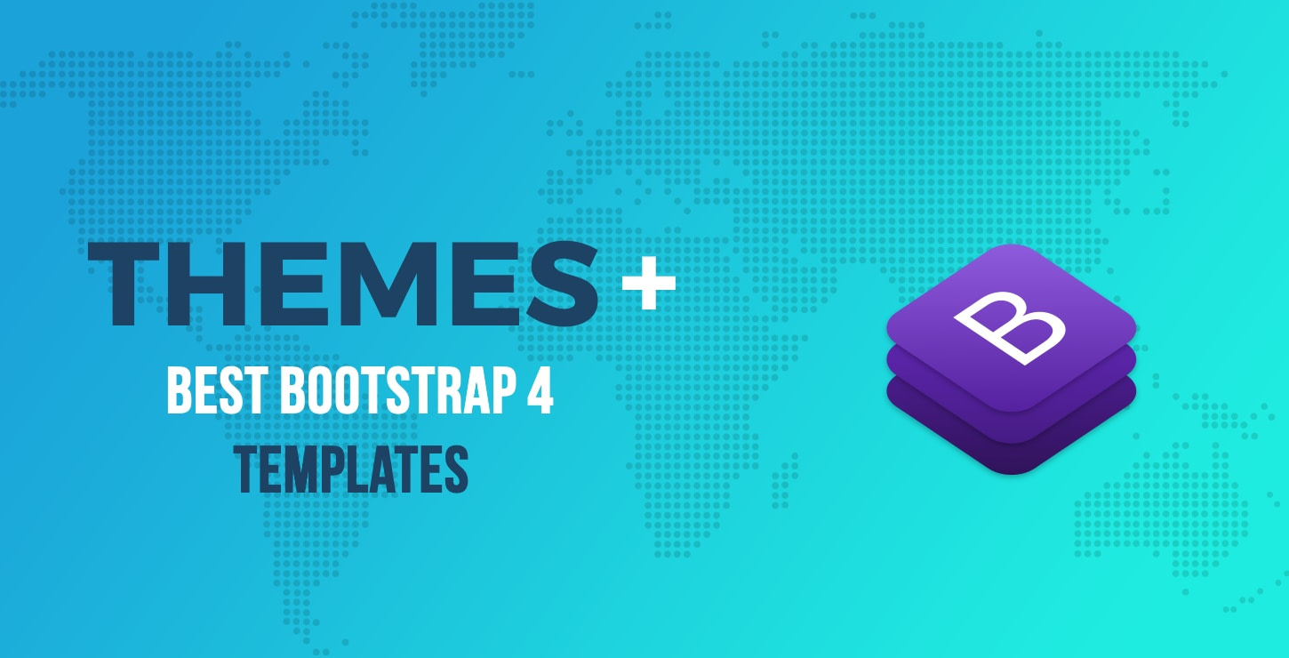 Best Bootstrap 4 templates