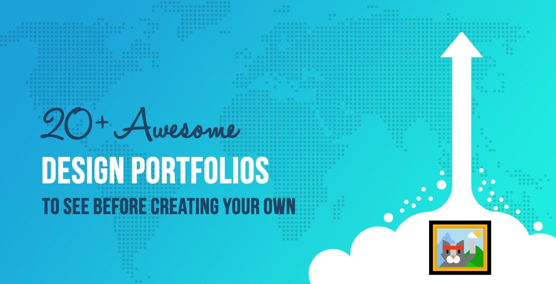 best design portfolios