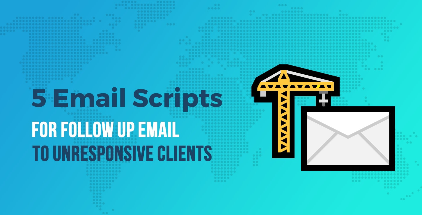 email scripts for follow up email