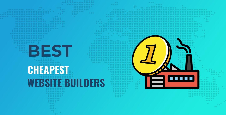 Cheapest Website Builder