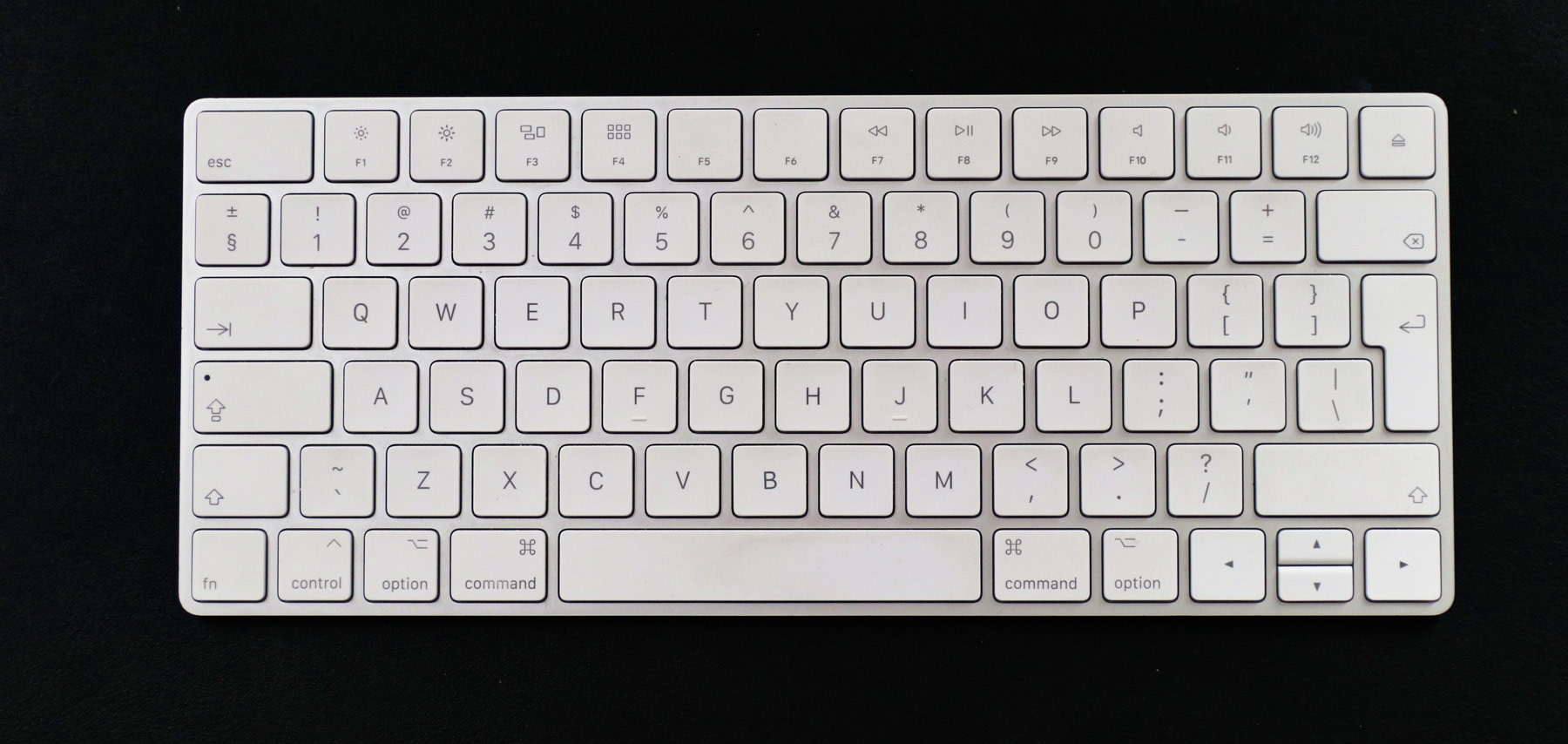 best mac keyboards: magic keyboard