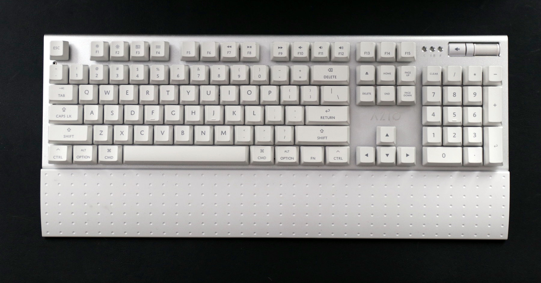 best mac keyboards: azio