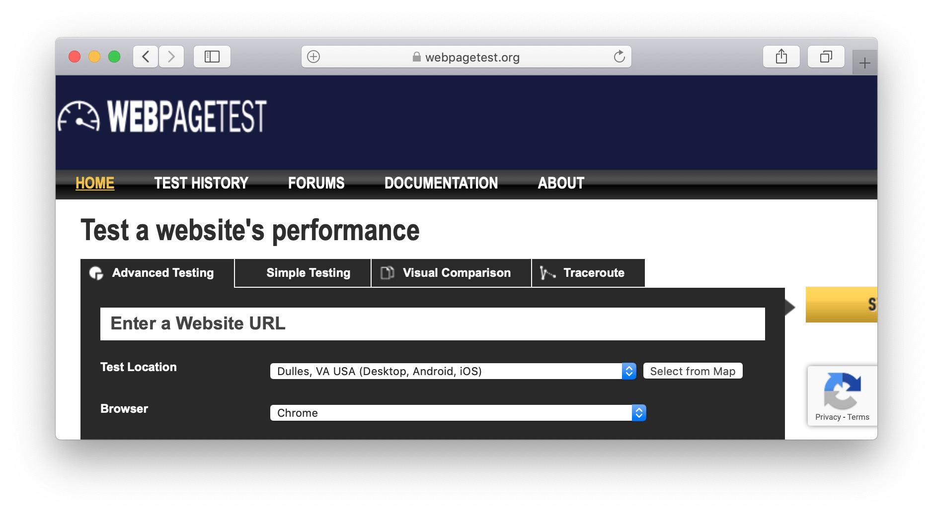 WebPageTest vs Pingdom Tools vs PageSpeed Insights vs GTmetrix