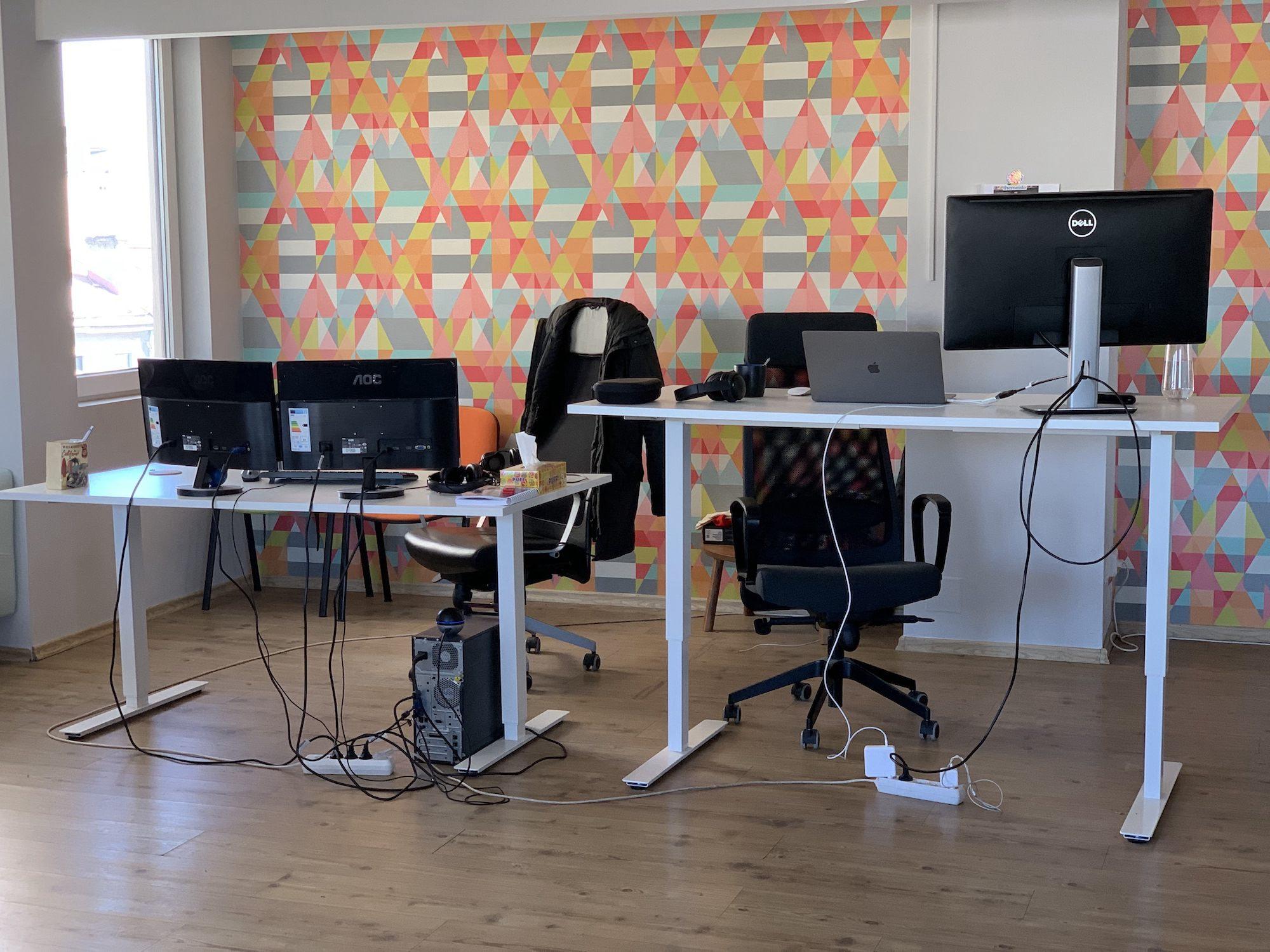 standing desks 2