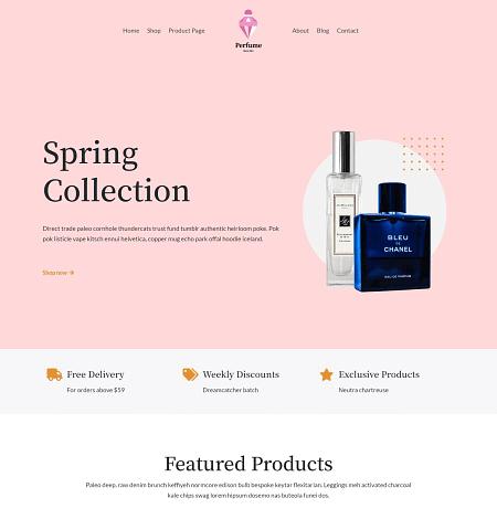 neve perfume shop