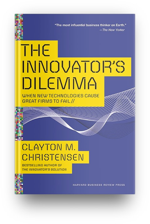 Best business books: The Innovator's Dilemma