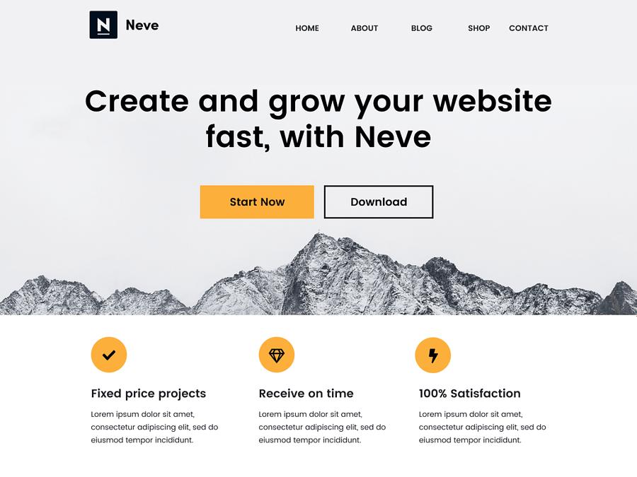 Hoe maak je een WordPress-website: een mooie site