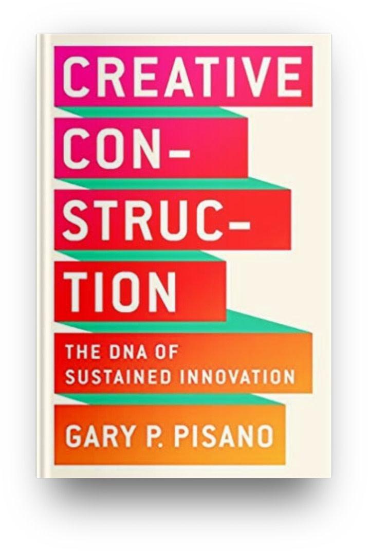 Best business books: Creative Construction