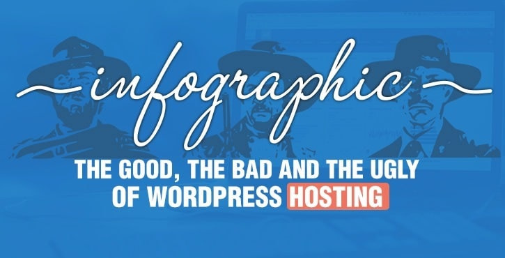 infographic WordPress hosting survey