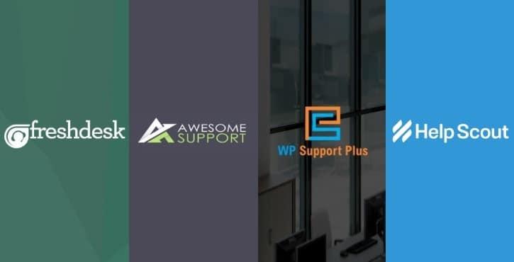 best WordPress support tools