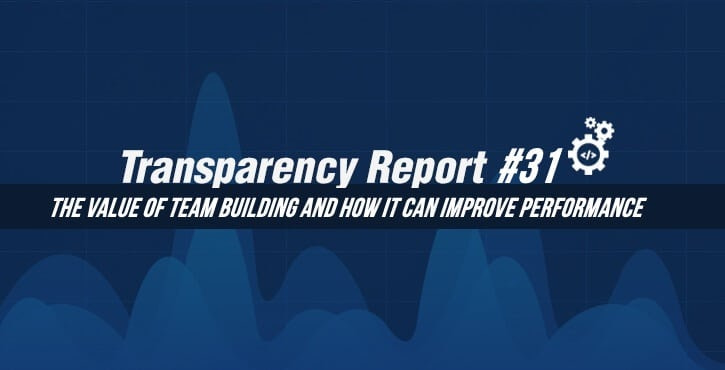 Transparency Report #31