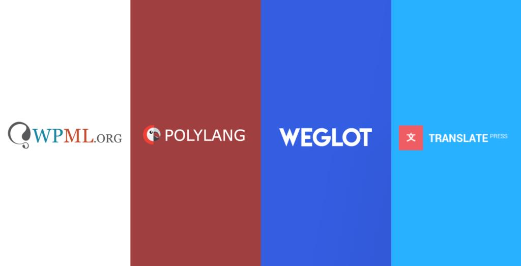 Best WordPress translation plugin: WPML vs Polylang vs Weglot vs TranslatePress