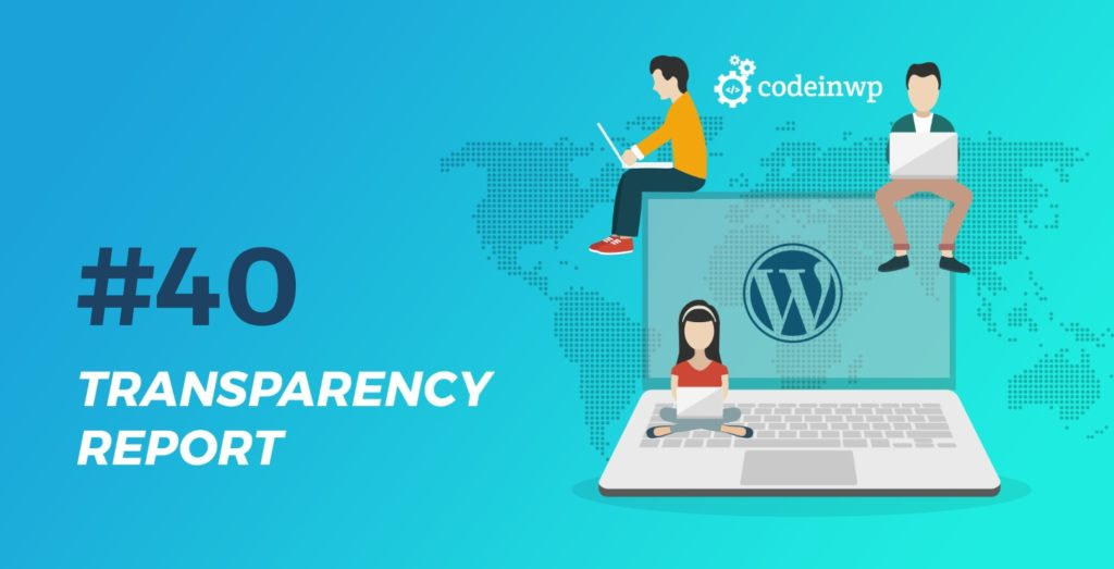How to Redesign Your Business Website – Transparency Report #40