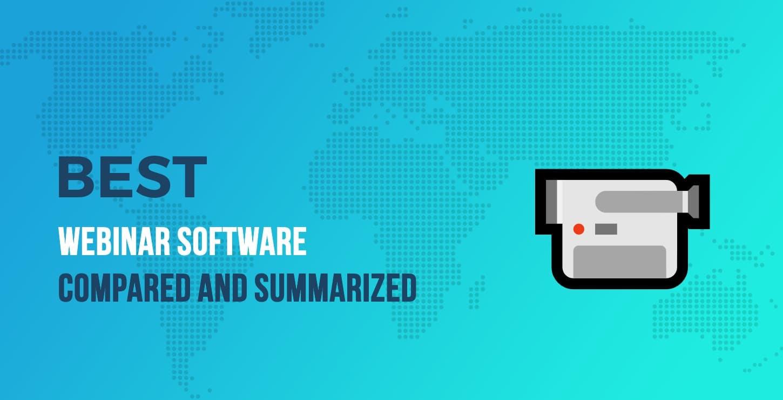 最佳网络研讨会软件