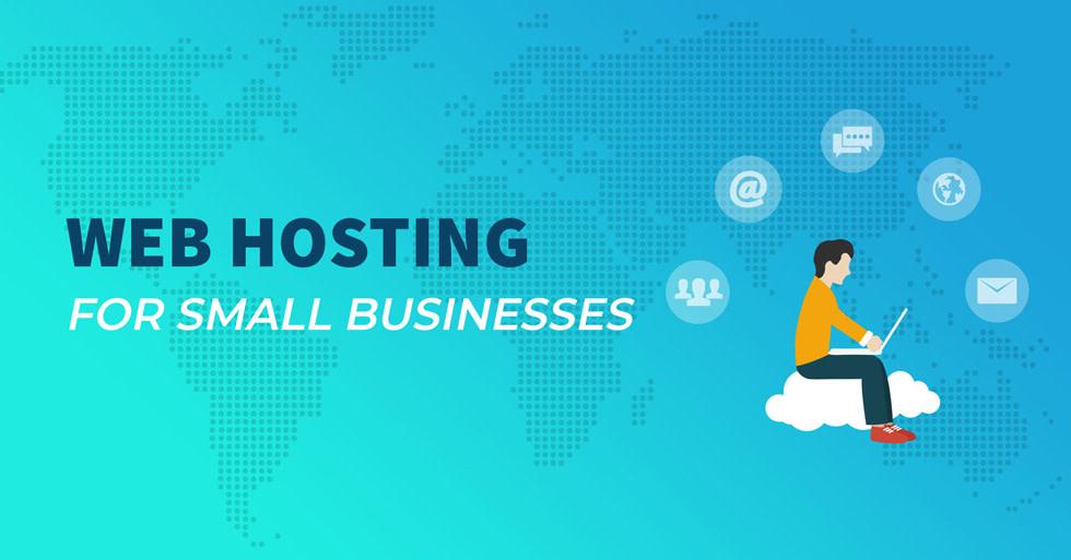 Web托管的小企业
