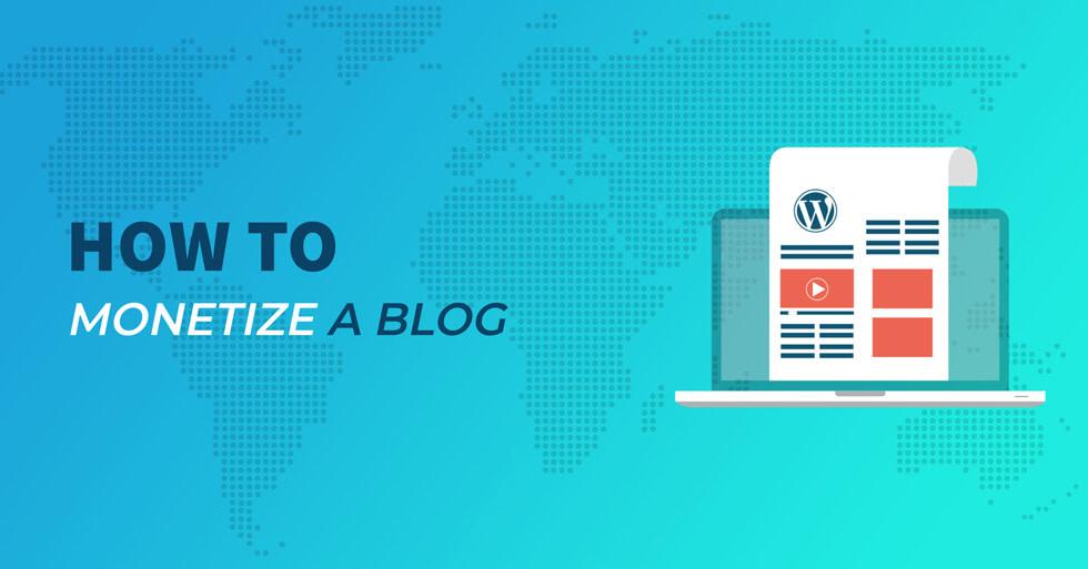 如何货币化博客