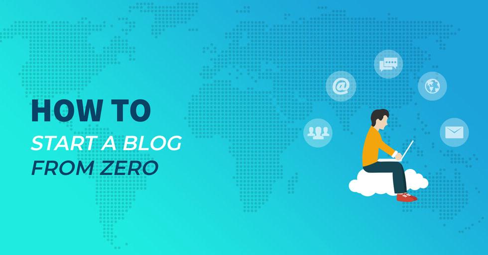 如何启动一个博客