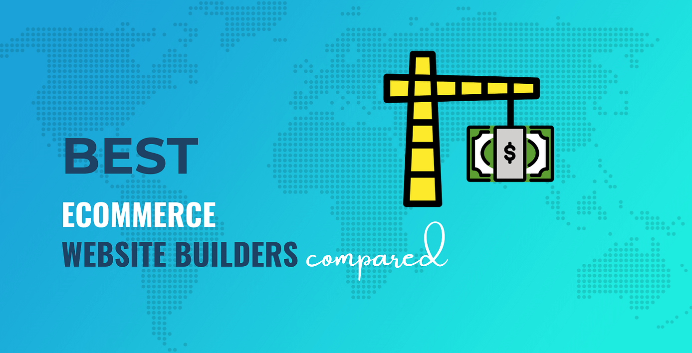 eCommerce website builders compared