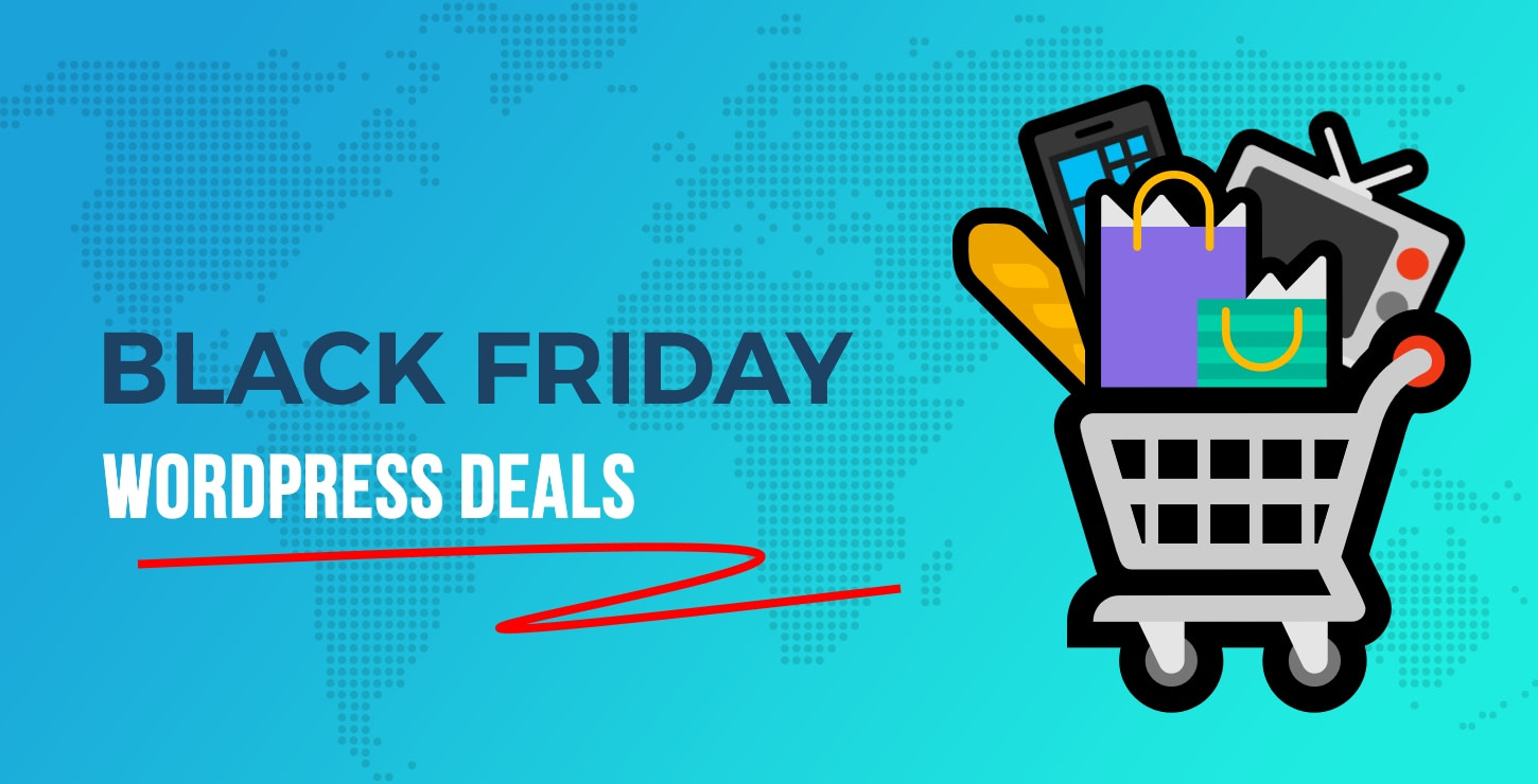 WordPress Black Friday 2018