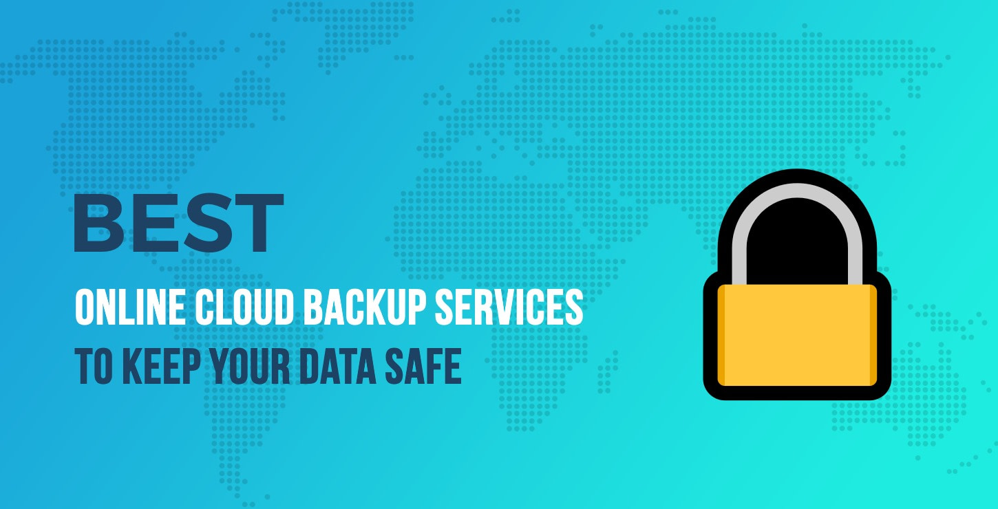 Best Online Cloud Backup Services
