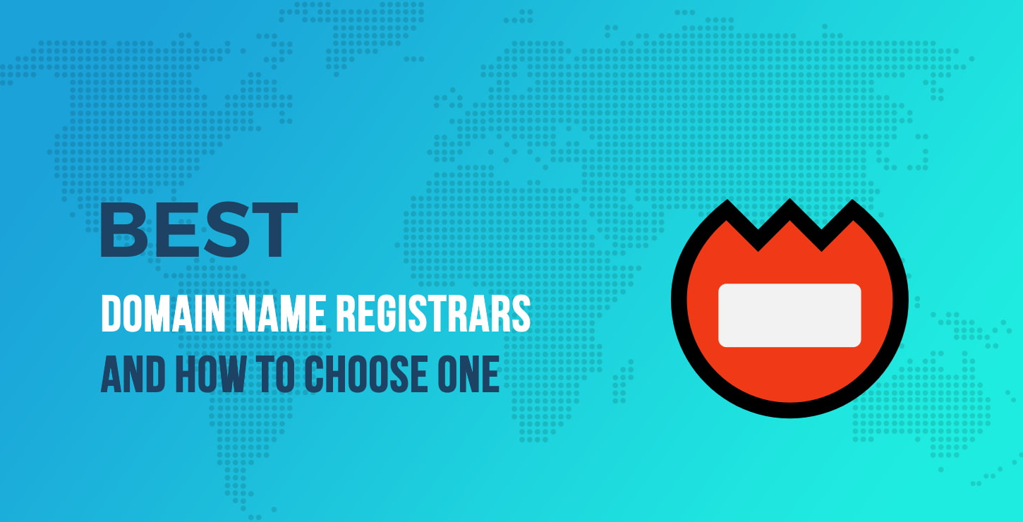 Best Domain Name Registrar